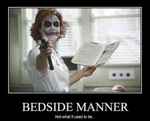 bedside-manner